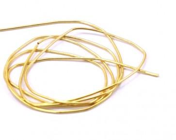 Fadenschutz Bouillon, Spiraldraht, 1.3mm, vergoldet, 70-75cm/Box