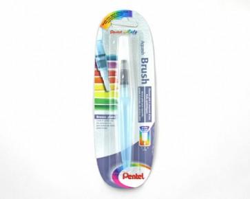 PentelArts Aquash Pinselstift mit Wassertank, Stärke F,  10 ml