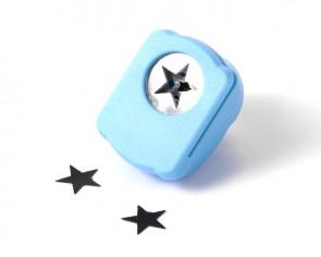 Mini Motivstanzer, Motivlocher, Stern ø 10 mm, 1 Stanzer